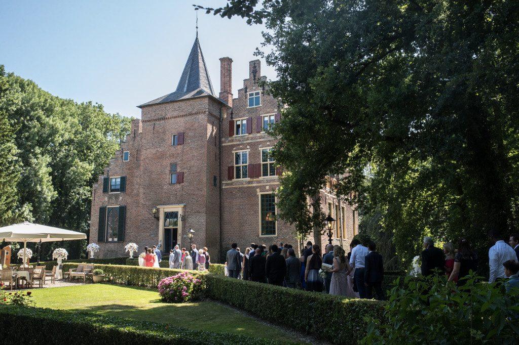Trouwen In Een Uniek Kasteel Trouwlocatie Kasteel Wijenburg